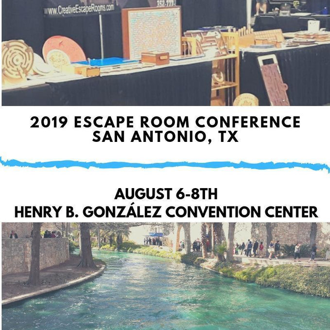 2019 San Antonio Escape Room Conference