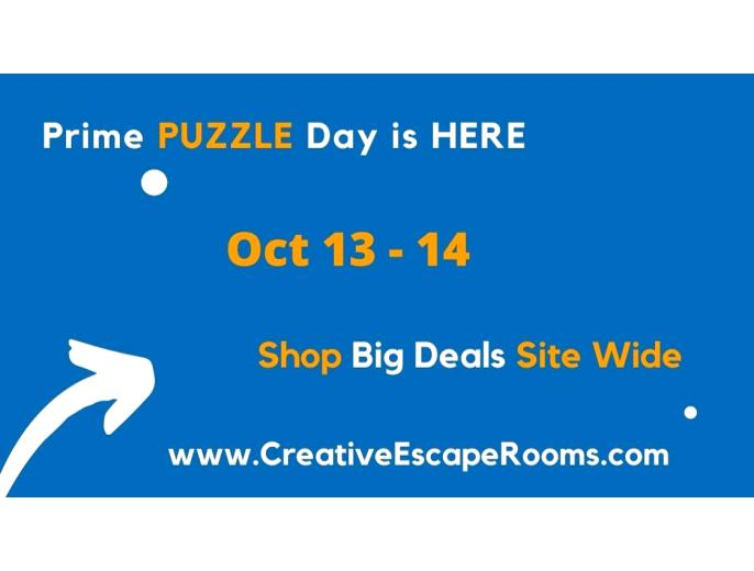 Best Prime Day 2020 Deals on Puzzles From Creative Escape Rooms