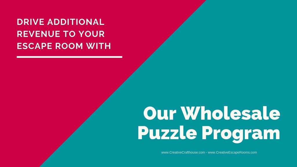 Generating Additional Revenue & Our Wholesale Puzzle Program