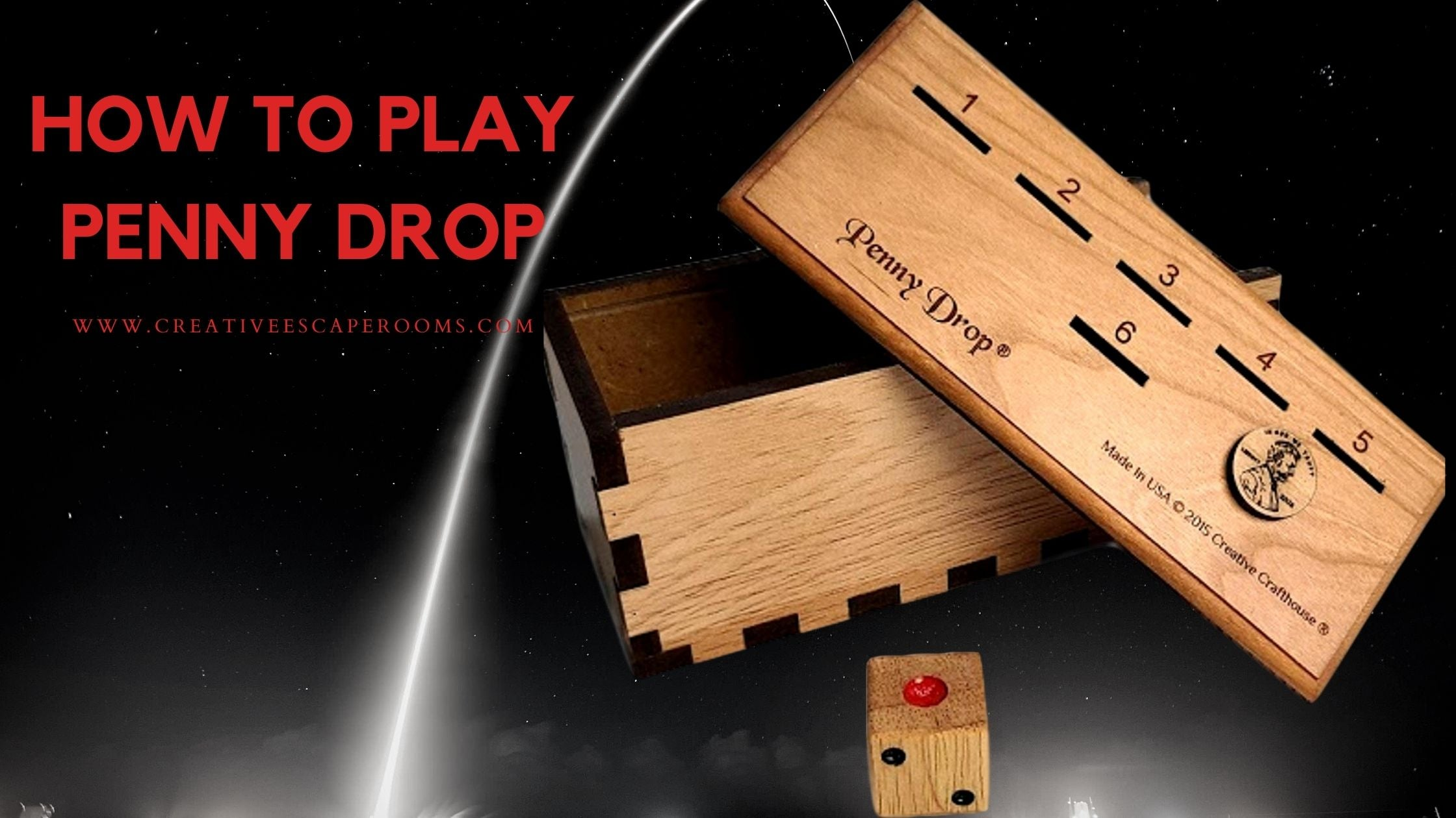 How To Play The Game Penny Drop Creative Escape Rooms