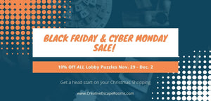 The Best Black Friday & Cyber Monday 2019 Deals on Puzzles