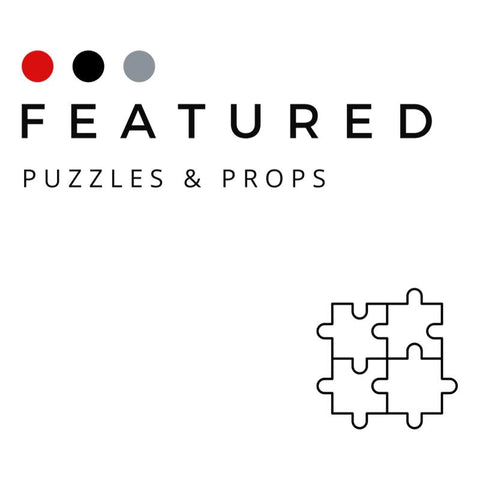 Featured & New Puzzles & Props