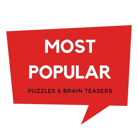 Most Popular Puzzles and Brain Teasers
