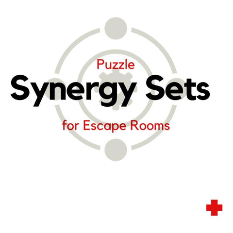 Puzzle Synergy Sets for Escape Rooms