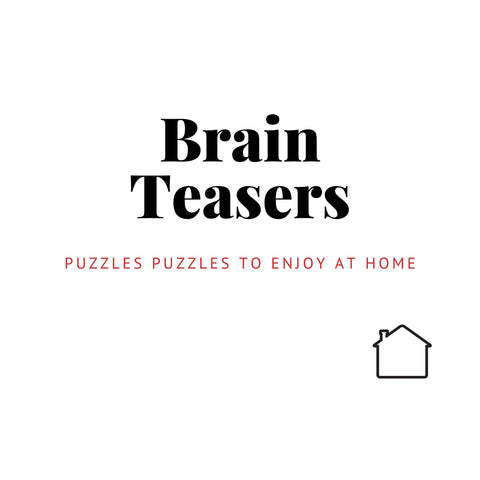 Puzzles And Games to Enjoy at Home