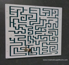 smaller escape room key maze puzzle