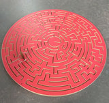 key maze for escape rooms