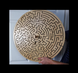 escape room key maze prop