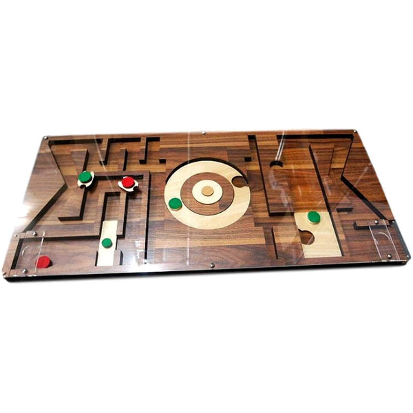 Creative Escape Rooms Christmas Themed Magnet Maze XL Escape Room Prop