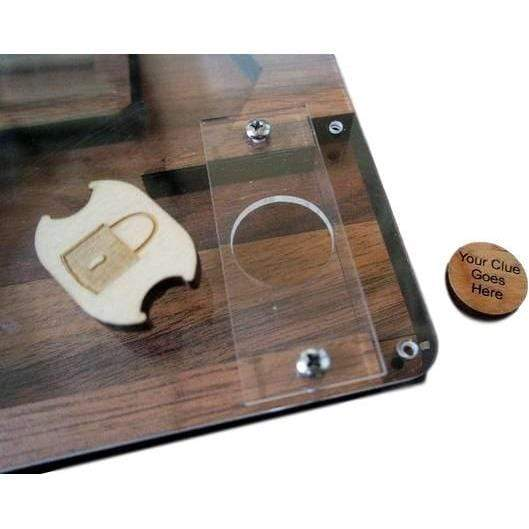 Creative Escape Rooms Connecting Magnet Maze Kit Escape Room Prop