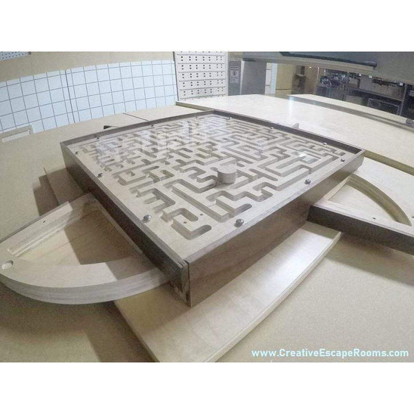 Creative Escape Rooms Four Point Marble Maze for Escape Rooms