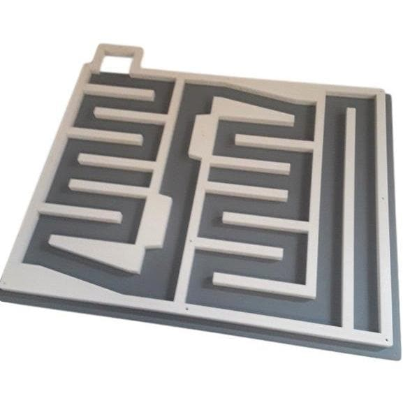 Creative Escape Rooms Mirror Magnet Maze - Two Person Escape Room Maze