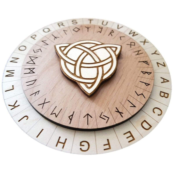 Creative Escape Rooms The Runes Cipher - Escape Room Puzzle and Prop