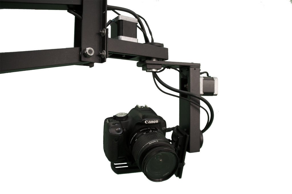 CobraCrane ProLine Camera Pan Tilt Head System
