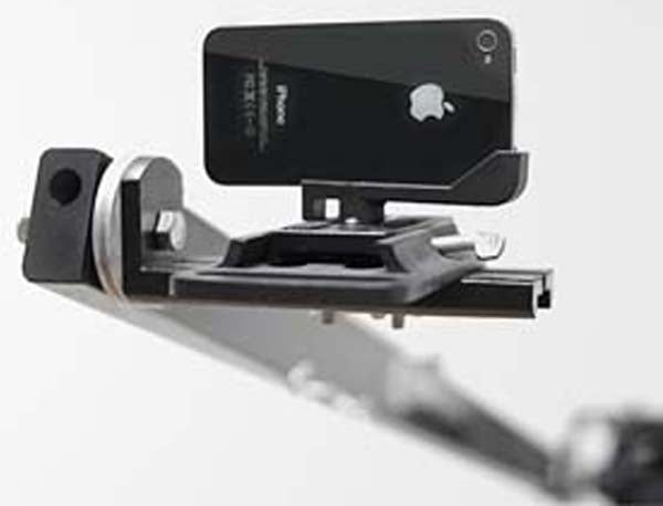 Whats the best camera crane for smartphones?