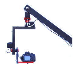 Proline Motorized Pan and Tilt can be added easily