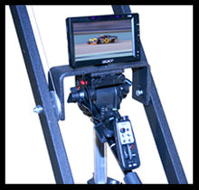 Load image into Gallery viewer, CobraCrane 2 - 5 foot steel dual arm crane (Original CobraCrane) with Bag set