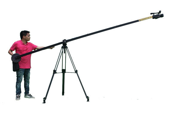 12 foot Single arm UltraLite Jib with PanHead