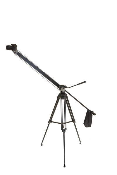 BackPacker UltraLite X - 8 foot Lightweight Camera Jib w/ Dolly & Bag Set