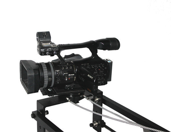 CobraCrane 2PPH - 10' Dual Arm Camera Jib w/ mechanical pan and tilt