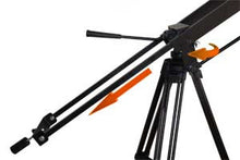 Load image into Gallery viewer, 8 foot Dual arm telescoping jib w/ Cable operated Panning 3ft - 8 ft. w bag set