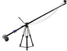 Load image into Gallery viewer, 12 foot Single arm Jib with Remote Pan Tilt & BackPack
