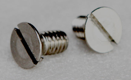 camera screws for mounting camera to SteadyTracker release plate