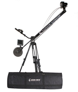CobraCrane BackPacker X - 8 foot Camera Jib and Bag Set