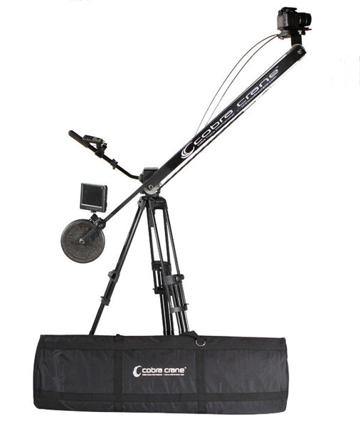 Backpacker - 5 foot camera jib w/ bag set
