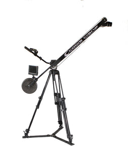 BackPacker X - 8 foot Camera Jib w pan head