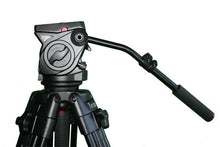 Load image into Gallery viewer, CobraCrane 501 Aluminum Tripod w/ fluid head