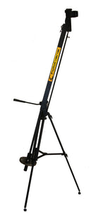 8 foot Dual arm telescoping jib w/ Cable operated Panning 3ft - 8 ft. w bag set