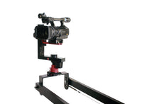 Load image into Gallery viewer, 12 foot Dual Arm Lightweight Camera Crane w pan head & Bag Set