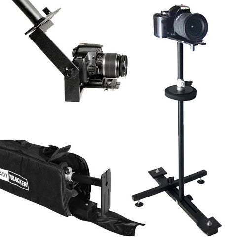 SteadyTracker UltraLite Handheld Camera Stabilizer Complete Bundle