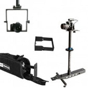 SteadyTracker Extreme Handheld Camera Stabilizer Complete Bundle