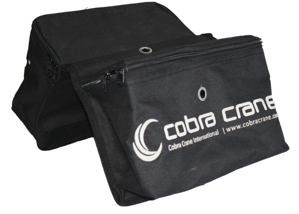 Weight Bag 2 (for all dual arm cranes)