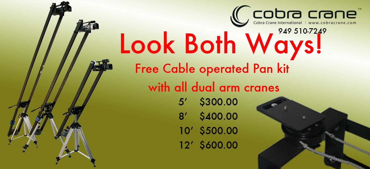 https://www.cobracrane.com/products/copy-of-cobracrane-ultralite-12-foot-dual-arm-camera-jib-mechanical-pan-and-tilt