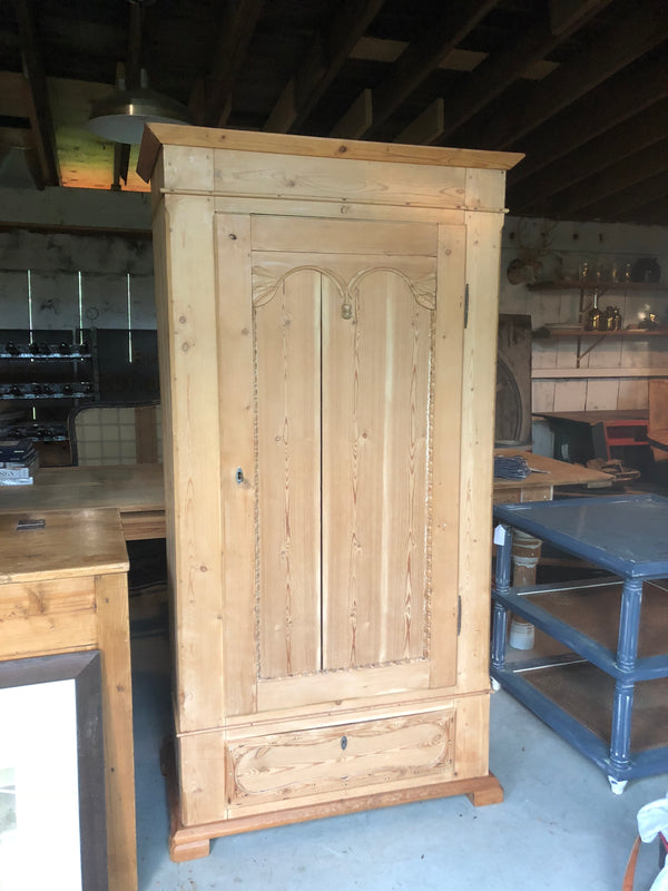 Pine Armoire- Scottish
