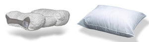 Contour Pillow or Standard Pillow: Which is Better for Neck Pain?