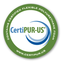 Dr. Loth's SpineAlign Mattresses and Pillows are CertiPUR-US Certified!