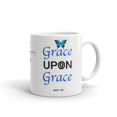 "Interacting Faith ""Grace Upon Grace"" Mug"