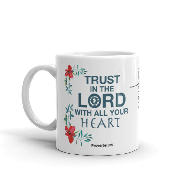 "Interacting Faith ""Trust"" Mug"