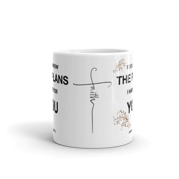 "Interacting Faith ""Plans"" Mug"