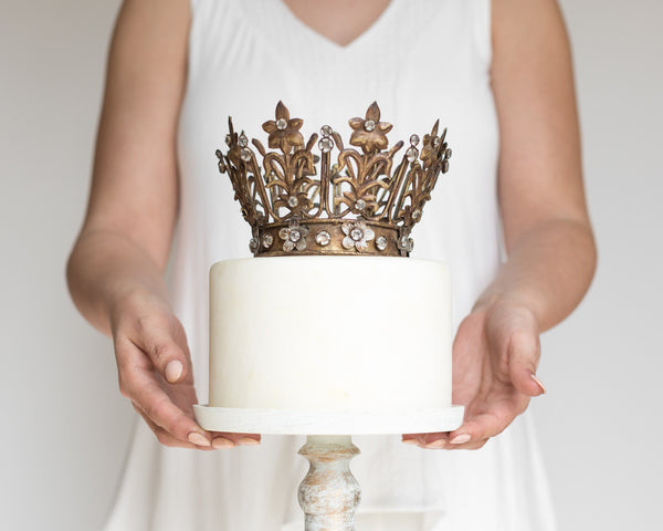 Gold Crown ~ Fiona