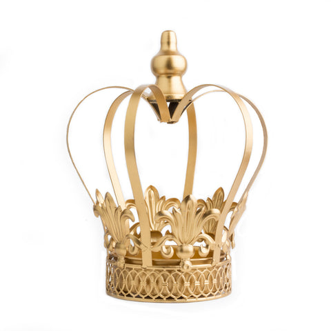 Gold Crown Centerpiece ~ Daphne