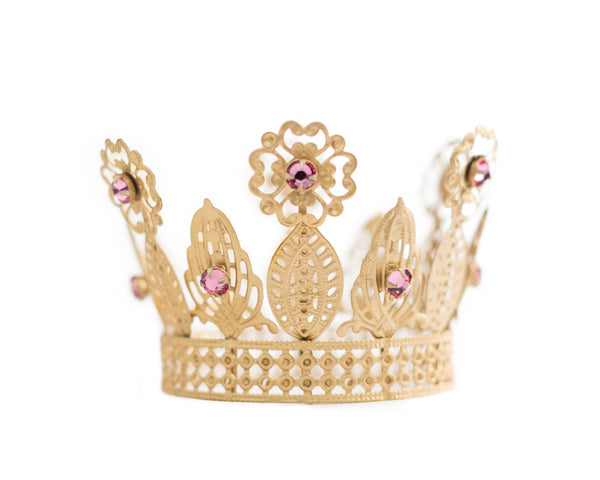 Gold Crown ~ Anne