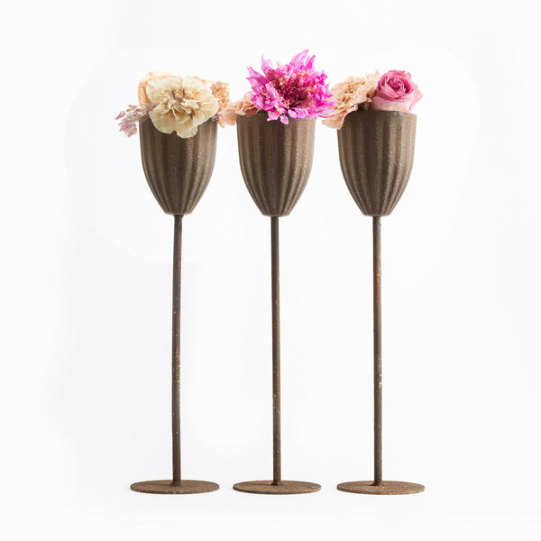 Wedding Centerpieces ~ Set of 3