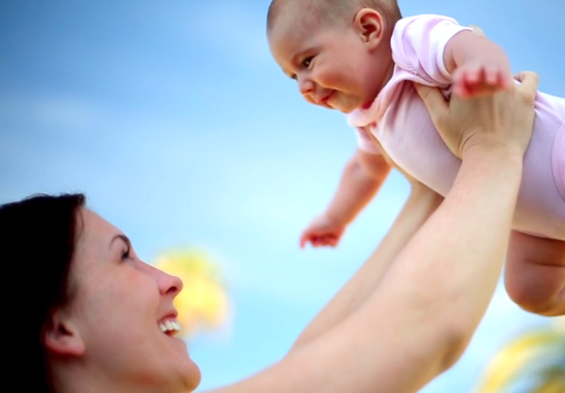 Sunscreen for Babies: even in wintertime