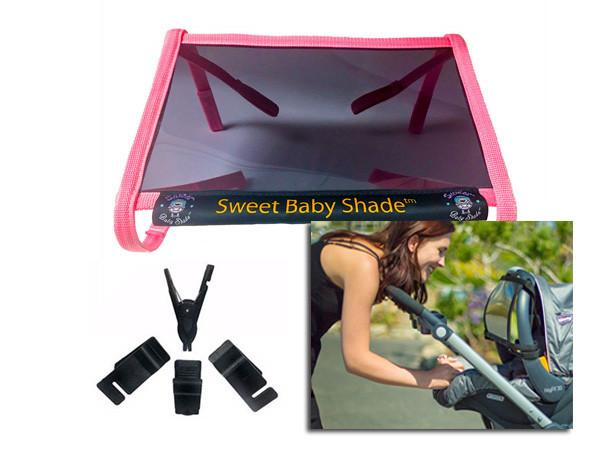 Sweet Baby Shade (Infant) with Clips (Free)
