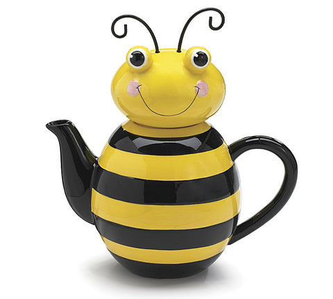 Honey Bee teapot